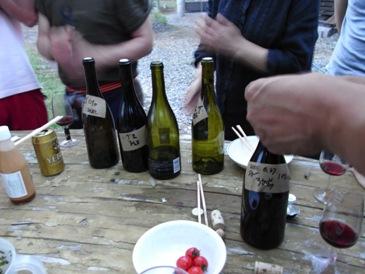 ワインの前のワイン